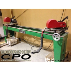 Ruvo 808ATE Automatic Casing & Stop Saw