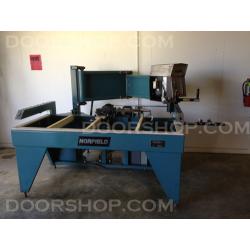 1992 Norfield 3800LR Door Lite Machine