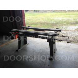 Clary 485 Clamp Table