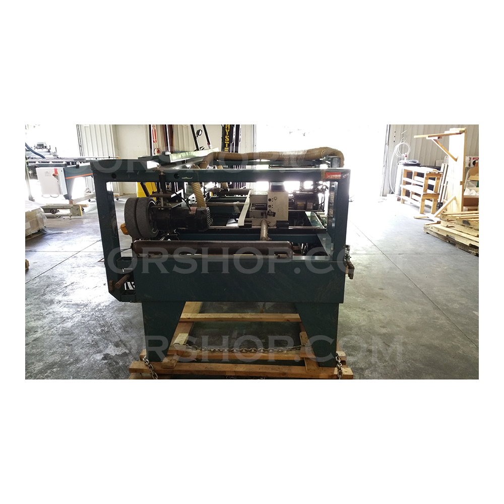 prehung door machine