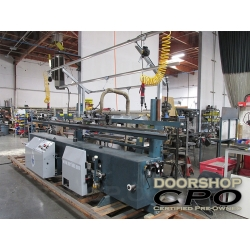 Norfield Magnum-95 Door Machine