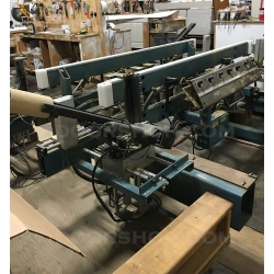Norfield 4100 Door Frame Assembly Machine