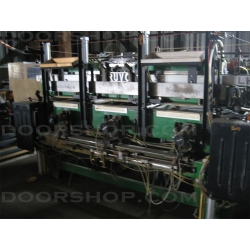 Ruvo 925 Automatic Prehung Door Machine