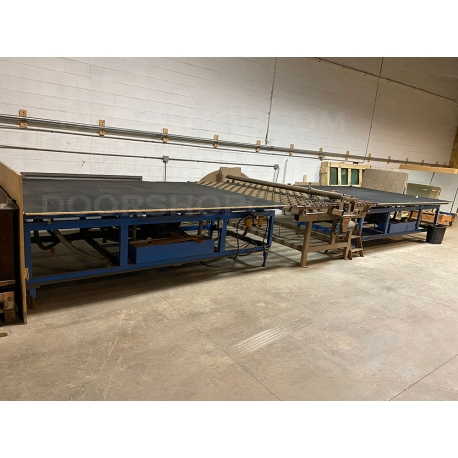 Somaca Glass Cutter & Tables