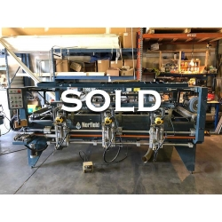 Norfield 4000 Automatic Prehung Door Machine and 4100 Assembly Machine