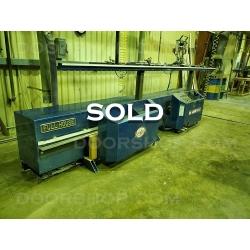 Full House Diamond 3001M Prehung Door Machine