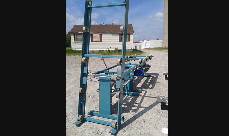 exterior door machines