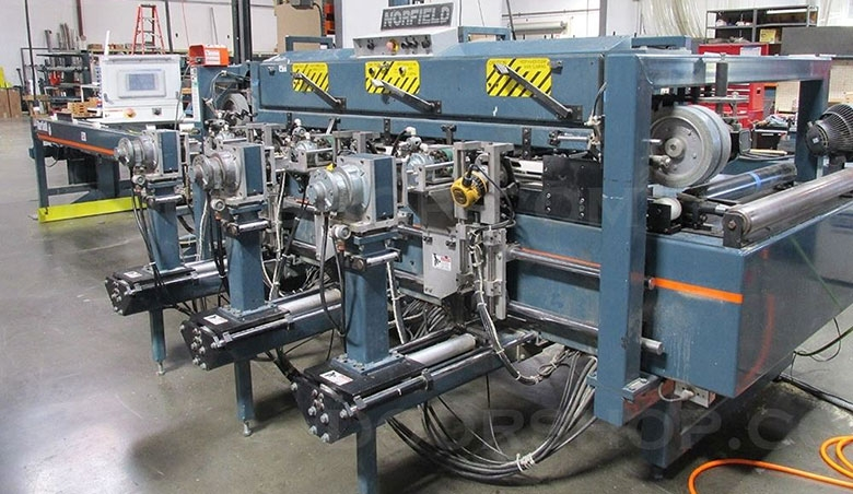 Horizontal Door Machines